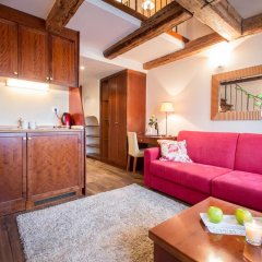 The Nicholas Hotel Residence 3* Студия Делюкс с различными типами кроватей фото 27