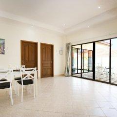 Отель Villa Tortuga Pattaya 4* Вилла с различными типами кроватей фото 13