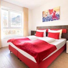 Отель City Hotel Merano Италия, Меран - отзывы, цены и фото номеров - забронировать отель City Hotel Merano онлайн комната для гостей фото 5