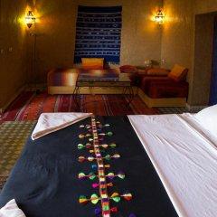Отель Kasbah Panorama Марокко, Мерзуга - отзывы, цены и фото номеров - забронировать отель Kasbah Panorama онлайн комната для гостей фото 3