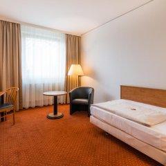 NOVINA HOTEL Südwestpark Nürnberg 4* Стандартный номер разные типы кроватей фото 3