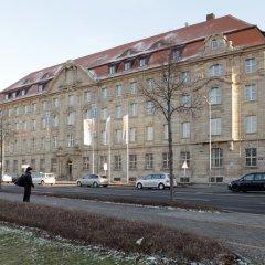 Отель A&o Leipzig Hauptbahnhof Лейпциг