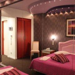 Carol Hotel 2* Люкс с разными типами кроватей фото 30