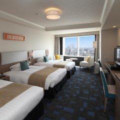 Shibuya Excel Hotel Tokyu 4* Стандартный номер фото 4