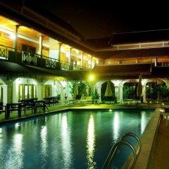 Vansana LuangPrabang Hotel 3* Стандартный номер с различными типами кроватей фото 4