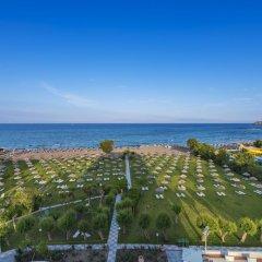 Отель Apollo Beach пляж фото 2