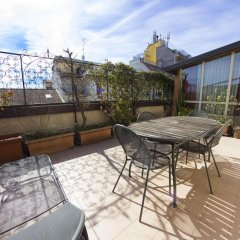 Апартаменты Be Apartments Donatello Милан балкон