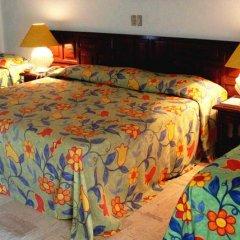 Sands Acapulco Hotel & Bungalows 2* Стандартный номер с разными типами кроватей фото 12