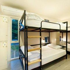 The Yard Hostel Кровать в общем номере с двухъярусной кроватью фото 2