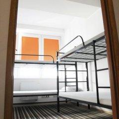 Warsaw Center Hostel LUX Кровать в общем номере с двухъярусной кроватью фото 4
