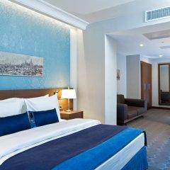 Radisson Blu Hotel, Kyiv Podil 4* Номер Бизнес с двуспальной кроватью фото 6