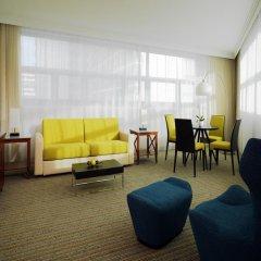Отель Courtyard By Marriott Berlin City Center 4* Стандартный номер фото 2