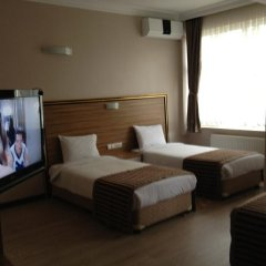 Buyuk Hotel 3* Стандартный номер с различными типами кроватей фото 16