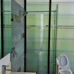 Отель The Cube ванная
