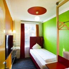 Отель Annex Copenhagen 2* Стандартный номер с различными типами кроватей (общая ванная комната) фото 12