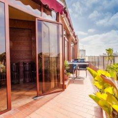 Отель Texuda Марокко, Рабат - отзывы, цены и фото номеров - забронировать отель Texuda онлайн балкон