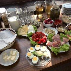 Отель Łódź 55 питание
