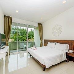 Отель L'esprit de Naiyang Beach Resort 4* Номер Делюкс с двуспальной кроватью