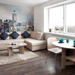 Отель AmeSys Apartment Польша, Познань - отзывы, цены и фото номеров - забронировать отель AmeSys Apartment онлайн комната для гостей фото 2