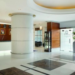 Golden Sands Hotel Sharjah Шарджа интерьер отеля