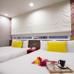 ECFA Hotel Ximen 2* Стандартный номер с различными типами кроватей фото 10