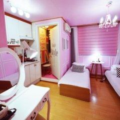Отель Han River Guesthouse 2* Стандартный номер с различными типами кроватей фото 13