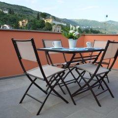 Отель Il Cuore del Borgo Боргомаро балкон