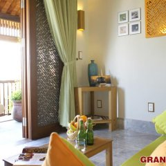 Отель Hoi An Chic 3* Люкс Премиум с различными типами кроватей фото 12