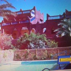 Отель Maroc Galacx Марокко, Уарзазат - отзывы, цены и фото номеров - забронировать отель Maroc Galacx онлайн бассейн фото 3