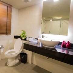 Отель Krabi La Playa Resort 4* Стандартный семейный номер с двуспальной кроватью фото 4
