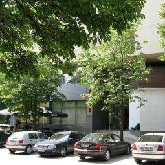 Отель Тырново парковка