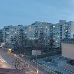 Гостиница Pokrovsky Украина, Киев - отзывы, цены и фото номеров - забронировать гостиницу Pokrovsky онлайн балкон