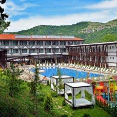 Park Hotel Asenevtsi & SPA Велико Тырново бассейн фото 3
