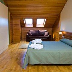 Отель Oca Golf Balneario Augas Santas 4* Стандартный номер с различными типами кроватей фото 5