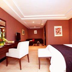 Отель Le Palace D Anfa 5* Стандартный номер с различными типами кроватей фото 4