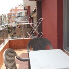 Отель Plamena Apartments Болгария, Поморие - отзывы, цены и фото номеров - забронировать отель Plamena Apartments онлайн балкон