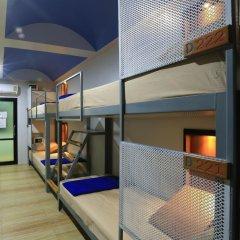 Good Dream Hotel 2* Кровать в общем номере с двухъярусной кроватью фото 2