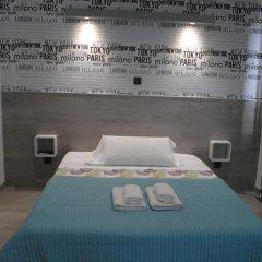 Отель Fuencarral Rooms Стандартный номер с двуспальной кроватью фото 10