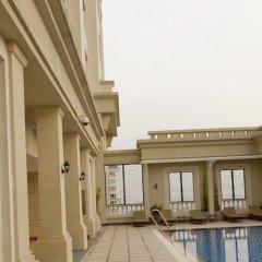 Апартаменты The Manor Luxury 1BR Apartment Center балкон