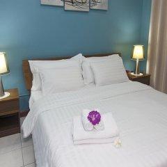 Pattaya Garden Apartments Boutique Hotel 3* Люкс с различными типами кроватей фото 4