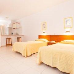 Отель Don Tenorio Aparthotel 3* Стандартный номер двуспальная кровать фото 10