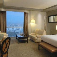 Отель Kenzi Tower 5* Номер Делюкс с различными типами кроватей фото 2