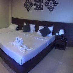 Green Leaf Hostel Номер Делюкс с разными типами кроватей фото 4