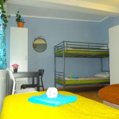 Хостел Айпроспали Номер Премиум с разными типами кроватей
