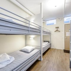 City Hostel Кровать в общем номере фото 11