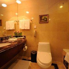 Howard Johnson Paragon Hotel Beijing 4* Стандартный номер с различными типами кроватей фото 5