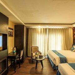 Sapa Mimosa Hotel 2* Стандартный номер с различными типами кроватей фото 6