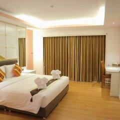 Отель Achada Beach Pattaya 3* Номер Делюкс с различными типами кроватей фото 8