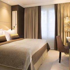 Отель Villa Saxe Eiffel 4* Стандартный номер с различными типами кроватей фото 2