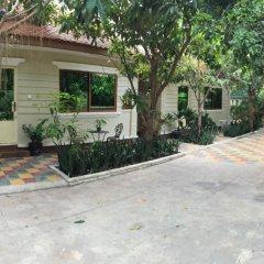 Отель Daunkeo Guesthouse парковка